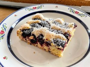 Cake with Any Fruit – Super Moist Quick and Easy